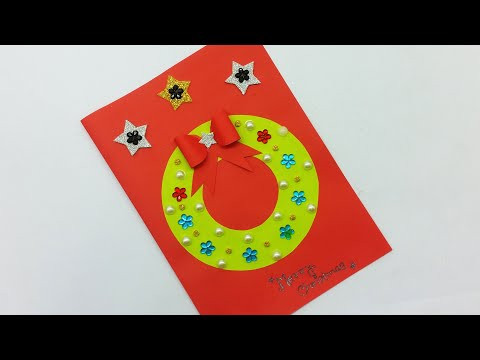 Christmas Gifts Ideas  Gift Card Making Easy Tutorial At Home  Christmas Crafts