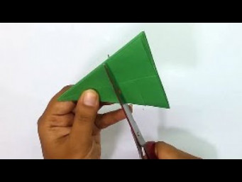 Paper Christmas Tree | How to Make a 3D Paper Xmas Tree | Christmas Décor | DIY Easy Tutorial