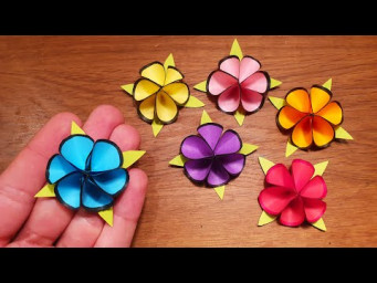 How To Make an Easy DIY Paper Flower