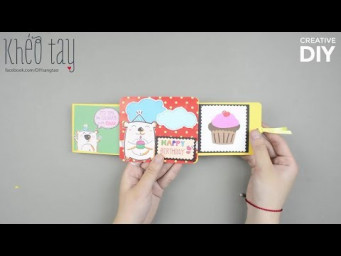 How To Made Birthday Cards Or Handmade Women's Day Card | Creative DIY
