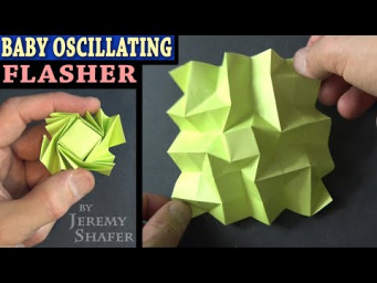 Baby Oscillating Flasher - Origami 折り紙