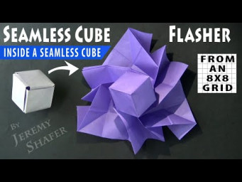 Seamless Cube Flasher