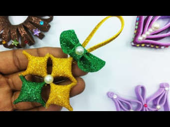 DIY Christmas Ornaments Decoration Ideas | Christmas Tree Decorations | Easy Christmas Crafts