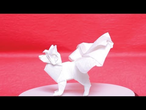 Origami Alolan Vulpix - New Special Gift For Pre-ordered Customers