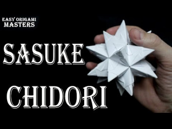 How to Make Chidori from Paper