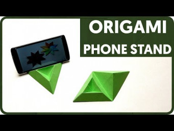 Origami  Phone Stand/ Holder