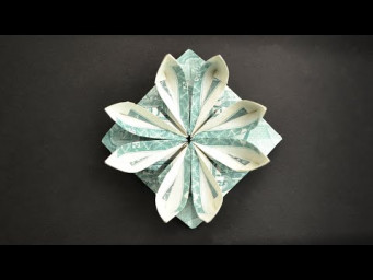 "My MONEY ENVELOPE ""FLOWER"" 