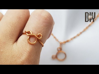 Cute animals | Rings | Pendant | Simple | decoration | How to do | DIY 587